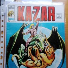 Cómics: KA-ZAR Nº 7, 8 Y 9. VOL. 2. EDITORIAL VÉRTICE . Lote 161026138