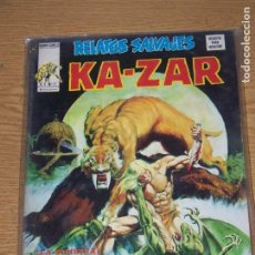 Comics: VERTICE RELATOS SALVAJES VOL. V.1 Nº 12 KAZAR. Lote 161103490
