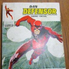 Cómics: VERTICE VOL.1 DAN DEFENSOR DAREDEVIL Nº 47 TACO. Lote 161170000