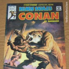 Comics: VERTICE RELATOS SALVAJES VOL. V.1 Nº 65 CONAN. Lote 161106366