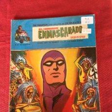 Fumetti: VERTICE EL HOMBRE ENMASCARADO NUMERO 45 BUEN ESTADO. Lote 161336894