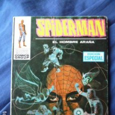 Cómics: SPIDERMAN N.10 VRTICE. Lote 161431270