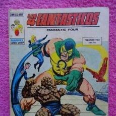 Cómics: LOS 4 FANTASTICOS 66 EDICIONES VERTICE 1974 LA BATALLA DEL SIGLO. Lote 161452894