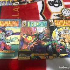 Cómics: LOTE CÓMICS FLASH GORDON. Lote 161497884