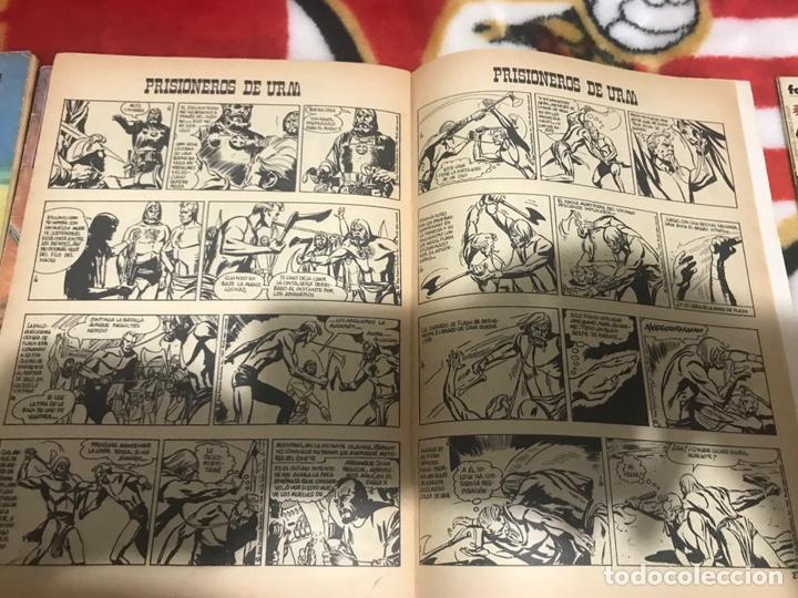 Cómics: Lote de tres cómics Flash Gordon Volumen 2 números 17-18-19 - Foto 5 - 161497884