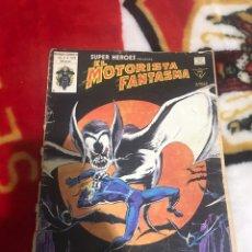 Cómics: SUPER HEROES VERTICE V2 Nº 129 EL MOTORISTA FANTASMA. Lote 161502196