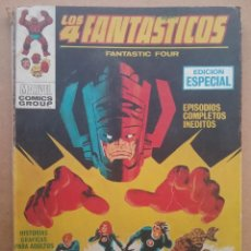 Cómics: VERTICE LOS 4 FANTÁSTICOS N° 24 EL DÍA DE LA MUERTE MARVEL EDICIÓN ESPECIAL 1971. Lote 161684250
