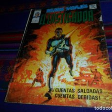 Cómics: VÉRTICE VOL. 1 RELATOS SALVAJES Nº 33 EL CASTIGADOR THE PUNISHER. 1976. 50 PTS. DIFÍCIL.. Lote 161777858