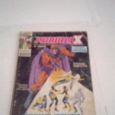 Cómics: PATRULLA X - VERTICE - VOLUMEN 1 - NUMERO 2 - PRIMERA EDICION - CJ 105 - GORBAUD. Lote 161865158