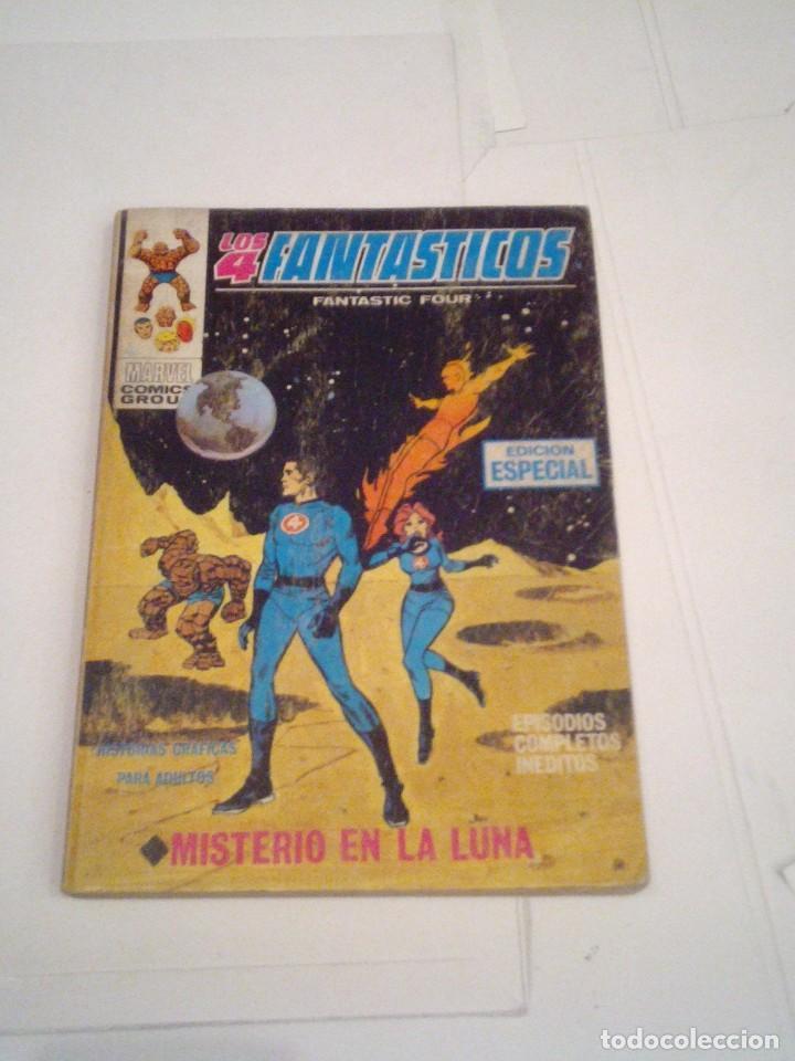 LOS 4 FANTASTICOS - VERTICE - VOLUMEN 1 - NUMERO 7 - BUEN ESTADO - CJ 104 - GORBAUD (Tebeos y Comics - Vértice - 4 Fantásticos)