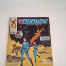 Cómics: LOS 4 FANTASTICOS - VERTICE - VOLUMEN 1 - NUMERO 7 - BUEN ESTADO - CJ 104 - GORBAUD. Lote 161865558