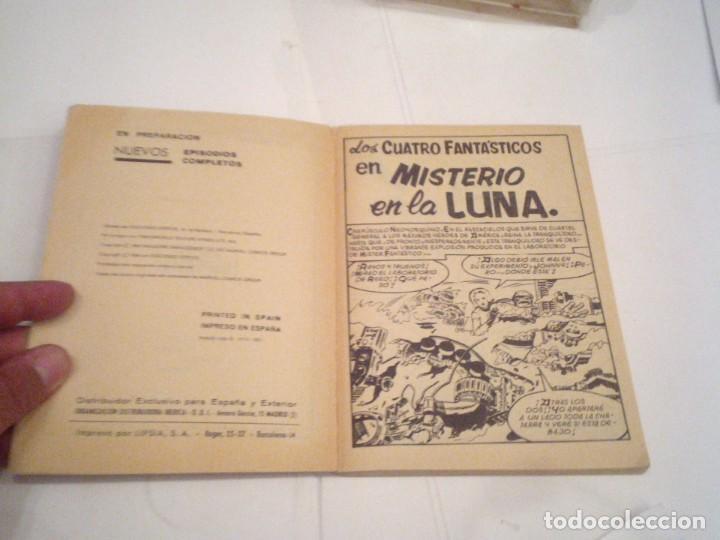 Cómics: LOS 4 FANTASTICOS - VERTICE - VOLUMEN 1 - NUMERO 7 - BUEN ESTADO - CJ 104 - GORBAUD - Foto 3 - 161865558