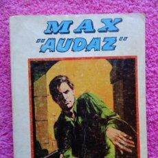 Cómics: MAX AUDAZ 2 EDICIONES VERTICE 1973 EDICION ESPECIAL COMPLETO 288 PÁGINAS. Lote 161887518