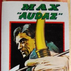 Comics : MAX AUDAZ - Nº 1. EDICIÓN ESPECIAL - VERTICE - 1973. Lote 161914498