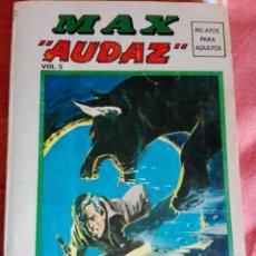 Cómics: MAX AUDAZ - Nº 5 - VÉRTICE EDICIÓN ESPECIAL - TOMO. Lote 161916786
