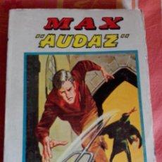 Cómics: MAX AUDAZ - Nº 4 - EDICIÓN ESPECIAL - VÉRTICE - TOMO. Lote 161918170