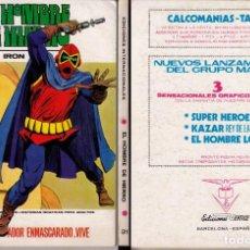 Comics - Vertice V1 El Hombre de Hierro 31 - 162014090