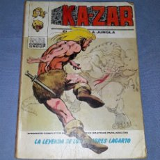 Cómics - COMIC KA-ZAR Nº 2 TACO EDICIONES VERTICE ORIGINAL VER FOTOS Y DESCRIPCION - 162282374