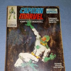 Cómics: COMIC CAPITAN MARVEL Nº 6 TACO EDICIONES VERTICE ORIGINAL VER FOTOS Y DESCRIPCION. Lote 162289098