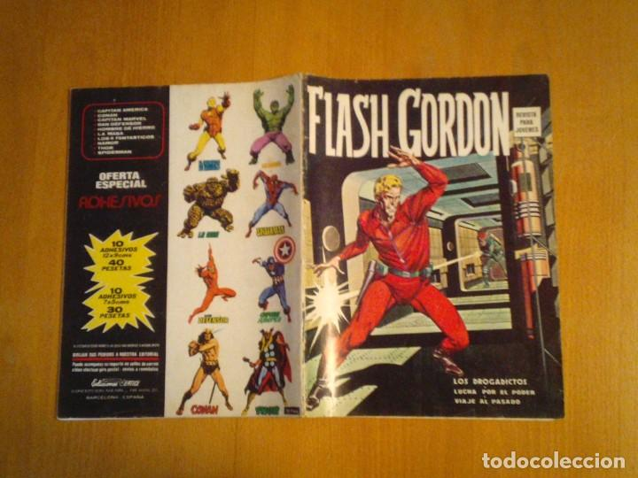 Cómics: FLASH GORDON - VOLUMEN 1 - COMPLETA - 44 NUMEROS - BUEN ESTADO - GORBAUD - cj 16 - Foto 6 - 162408642