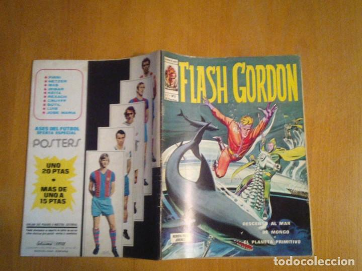 Cómics: FLASH GORDON - VOLUMEN 1 - COMPLETA - 44 NUMEROS - BUEN ESTADO - GORBAUD - cj 16 - Foto 7 - 162408642