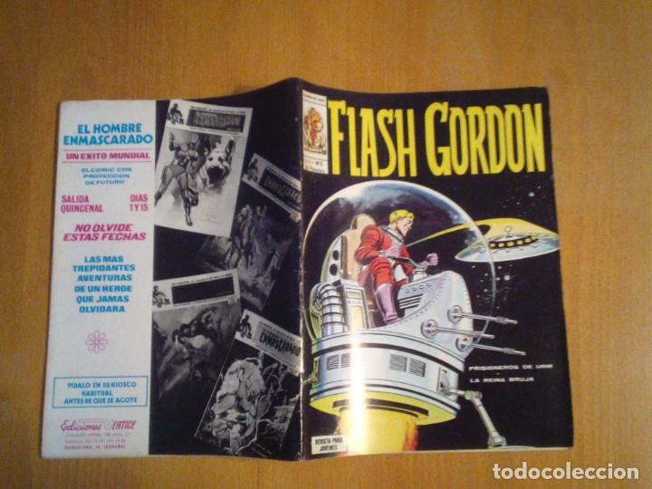Cómics: FLASH GORDON - VOLUMEN 1 - COMPLETA - 44 NUMEROS - BUEN ESTADO - GORBAUD - cj 16 - Foto 9 - 162408642
