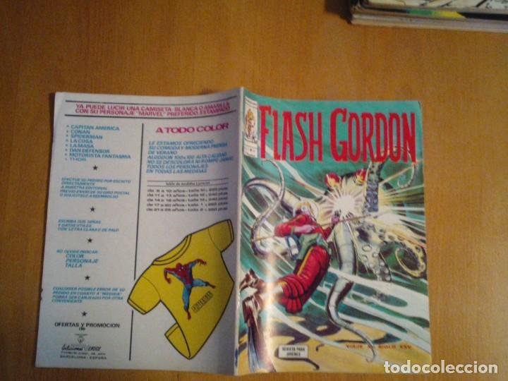 Cómics: FLASH GORDON - VOLUMEN 1 - COMPLETA - 44 NUMEROS - BUEN ESTADO - GORBAUD - cj 16 - Foto 16 - 162408642