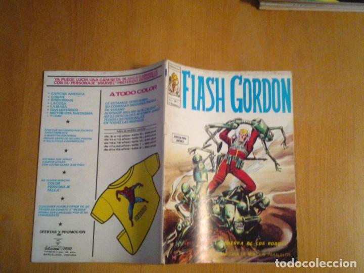 Cómics: FLASH GORDON - VOLUMEN 1 - COMPLETA - 44 NUMEROS - BUEN ESTADO - GORBAUD - cj 16 - Foto 18 - 162408642
