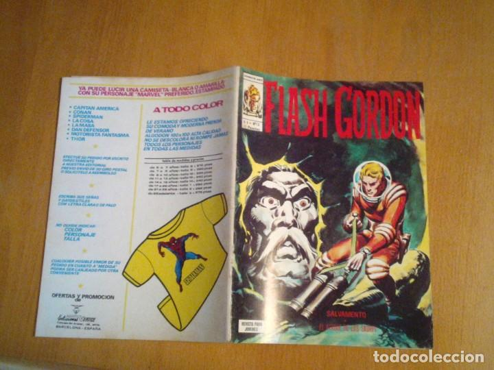 Cómics: FLASH GORDON - VOLUMEN 1 - COMPLETA - 44 NUMEROS - BUEN ESTADO - GORBAUD - cj 16 - Foto 20 - 162408642