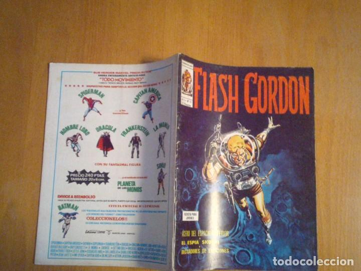 Cómics: FLASH GORDON - VOLUMEN 1 - COMPLETA - 44 NUMEROS - BUEN ESTADO - GORBAUD - cj 16 - Foto 27 - 162408642