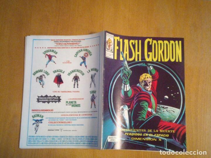 Cómics: FLASH GORDON - VOLUMEN 1 - COMPLETA - 44 NUMEROS - BUEN ESTADO - GORBAUD - cj 16 - Foto 29 - 162408642