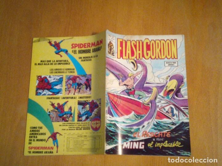 Cómics: FLASH GORDON - VOLUMEN 1 - COMPLETA - 44 NUMEROS - BUEN ESTADO - GORBAUD - cj 16 - Foto 51 - 162408642