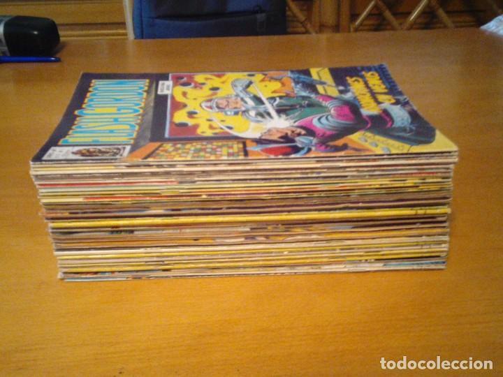FLASH GORDON - VOLUMEN 2 - COMPLETA - 44 NUMEROS - MUY BUEN ESTADO - GORBAUD - CJ 16 (Tebeos y Comics - Vértice - Flash Gordon)