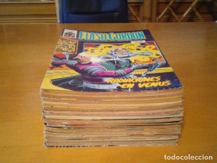 Cómics: FLASH GORDON - VOLUMEN 2 - COMPLETA - 44 NUMEROS - MUY BUEN ESTADO - GORBAUD - cj 16 - Foto 2 - 162408858