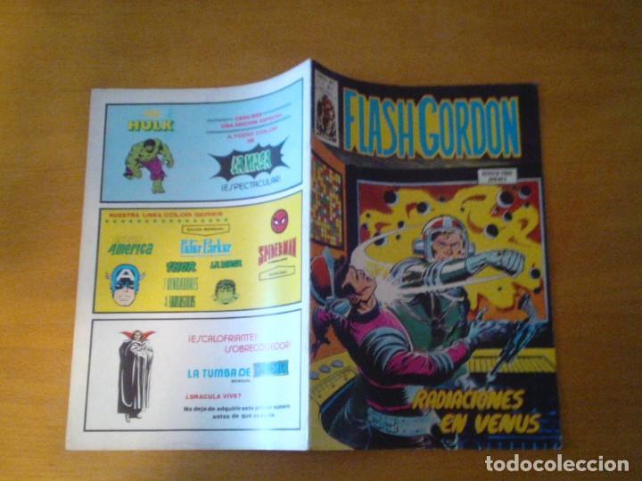 Cómics: FLASH GORDON - VOLUMEN 2 - COMPLETA - 44 NUMEROS - MUY BUEN ESTADO - GORBAUD - cj 16 - Foto 5 - 162408858