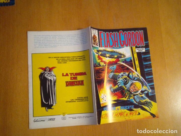 Cómics: FLASH GORDON - VOLUMEN 2 - COMPLETA - 44 NUMEROS - MUY BUEN ESTADO - GORBAUD - cj 16 - Foto 7 - 162408858