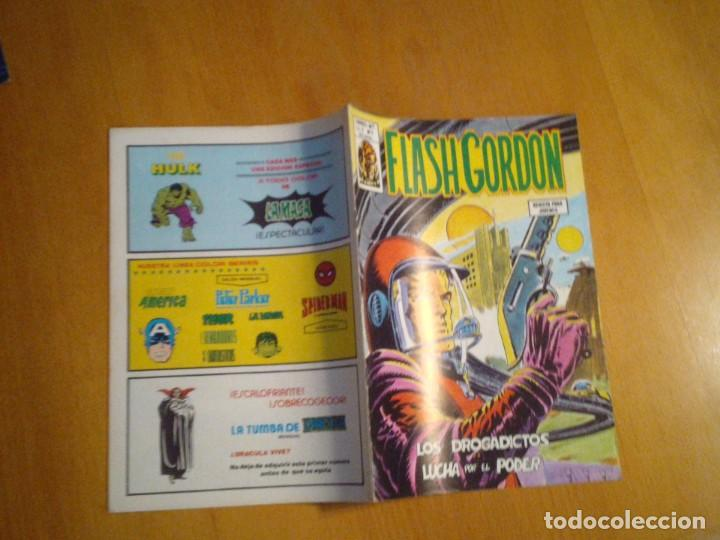 Cómics: FLASH GORDON - VOLUMEN 2 - COMPLETA - 44 NUMEROS - MUY BUEN ESTADO - GORBAUD - cj 16 - Foto 8 - 162408858