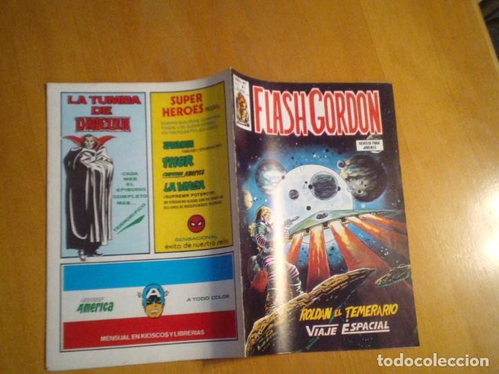 Cómics: FLASH GORDON - VOLUMEN 2 - COMPLETA - 44 NUMEROS - MUY BUEN ESTADO - GORBAUD - cj 16 - Foto 10 - 162408858