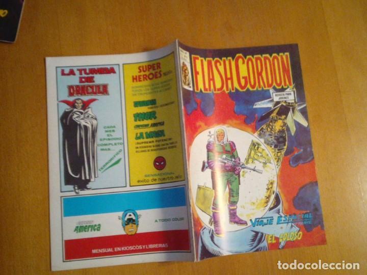 Cómics: FLASH GORDON - VOLUMEN 2 - COMPLETA - 44 NUMEROS - MUY BUEN ESTADO - GORBAUD - cj 16 - Foto 11 - 162408858