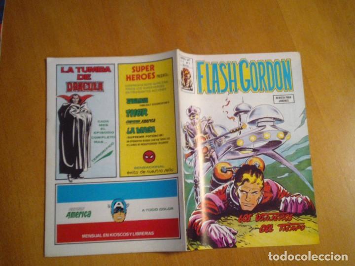 Cómics: FLASH GORDON - VOLUMEN 2 - COMPLETA - 44 NUMEROS - MUY BUEN ESTADO - GORBAUD - cj 16 - Foto 12 - 162408858