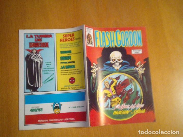 Cómics: FLASH GORDON - VOLUMEN 2 - COMPLETA - 44 NUMEROS - MUY BUEN ESTADO - GORBAUD - cj 16 - Foto 14 - 162408858