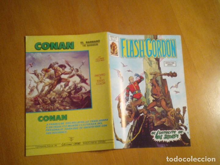 Cómics: FLASH GORDON - VOLUMEN 2 - COMPLETA - 44 NUMEROS - MUY BUEN ESTADO - GORBAUD - cj 16 - Foto 15 - 162408858