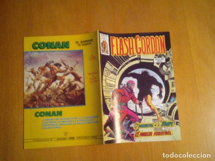 Cómics: FLASH GORDON - VOLUMEN 2 - COMPLETA - 44 NUMEROS - MUY BUEN ESTADO - GORBAUD - cj 16 - Foto 16 - 162408858