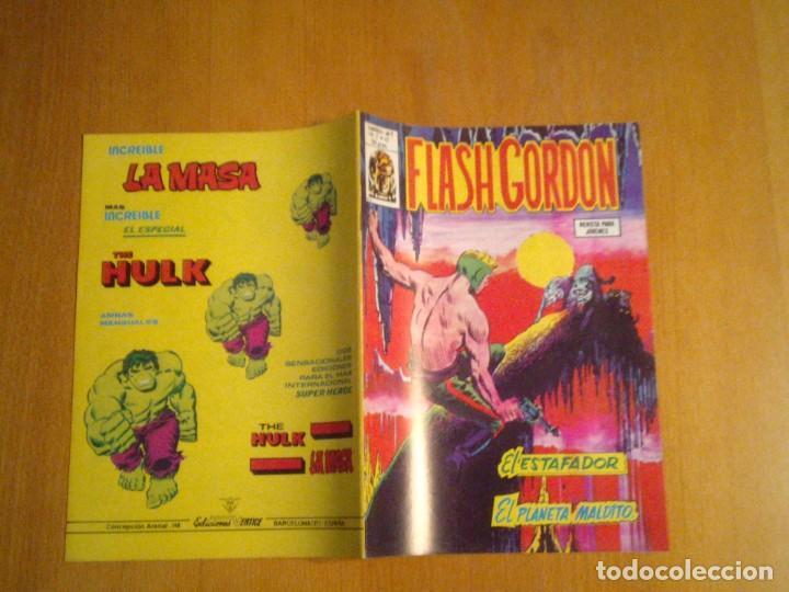 Cómics: FLASH GORDON - VOLUMEN 2 - COMPLETA - 44 NUMEROS - MUY BUEN ESTADO - GORBAUD - cj 16 - Foto 17 - 162408858