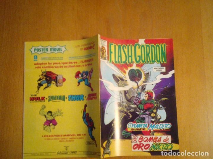 Cómics: FLASH GORDON - VOLUMEN 2 - COMPLETA - 44 NUMEROS - MUY BUEN ESTADO - GORBAUD - cj 16 - Foto 18 - 162408858