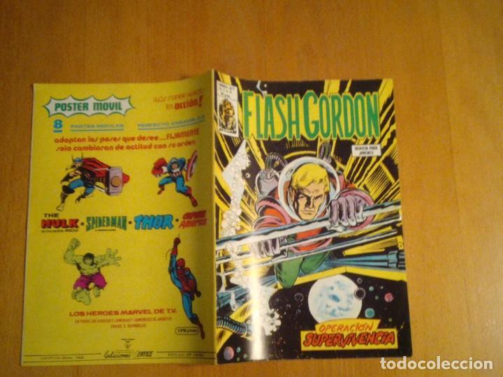 Cómics: FLASH GORDON - VOLUMEN 2 - COMPLETA - 44 NUMEROS - MUY BUEN ESTADO - GORBAUD - cj 16 - Foto 19 - 162408858