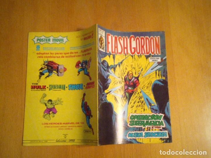 Cómics: FLASH GORDON - VOLUMEN 2 - COMPLETA - 44 NUMEROS - MUY BUEN ESTADO - GORBAUD - cj 16 - Foto 20 - 162408858
