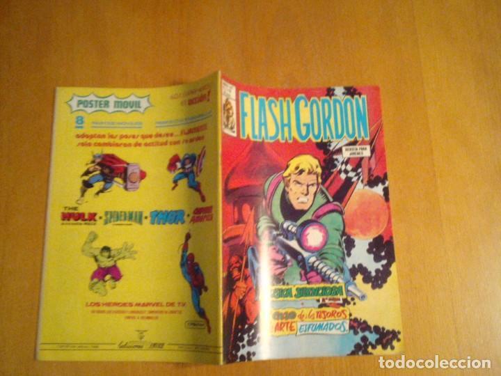 Cómics: FLASH GORDON - VOLUMEN 2 - COMPLETA - 44 NUMEROS - MUY BUEN ESTADO - GORBAUD - cj 16 - Foto 21 - 162408858