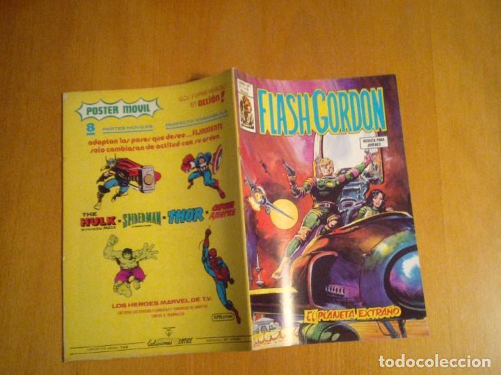 Cómics: FLASH GORDON - VOLUMEN 2 - COMPLETA - 44 NUMEROS - MUY BUEN ESTADO - GORBAUD - cj 16 - Foto 23 - 162408858