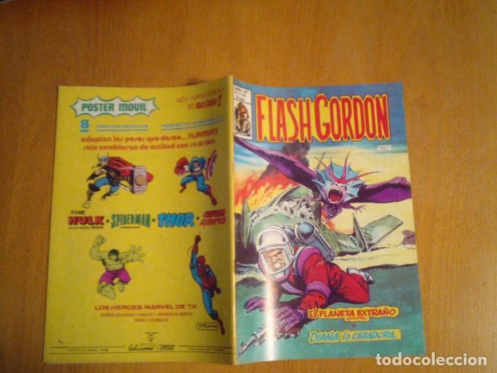 Cómics: FLASH GORDON - VOLUMEN 2 - COMPLETA - 44 NUMEROS - MUY BUEN ESTADO - GORBAUD - cj 16 - Foto 24 - 162408858